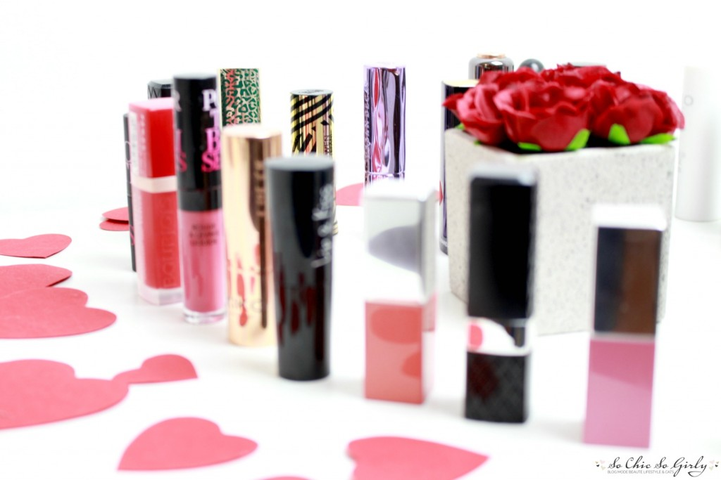 Tag Crazy About Lipstick 1