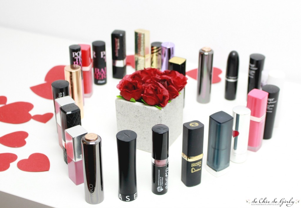 Tag Crazy About Lipstick 2
