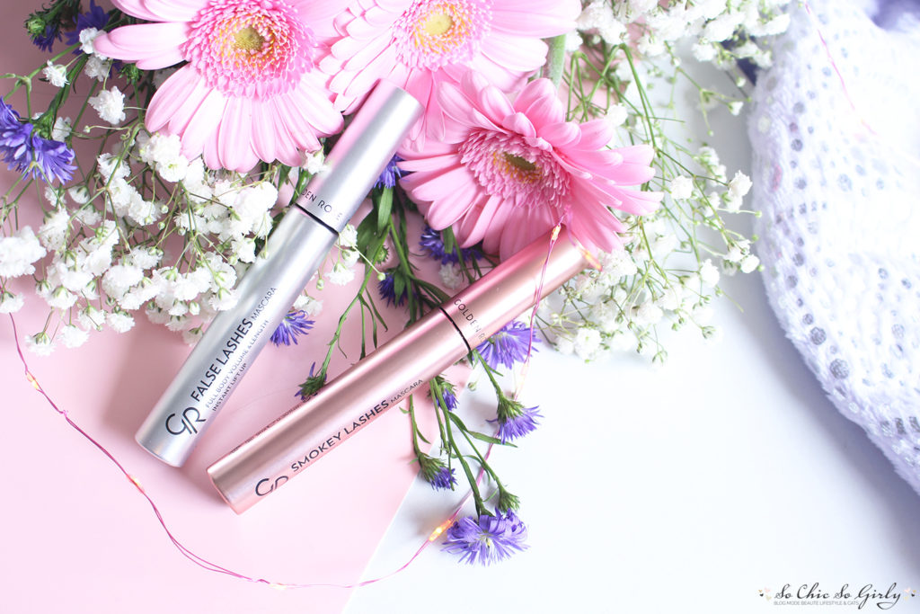 mascaras golden rose 2